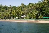 Beach, Saladero Eco-Lodge, Golfo Dulce, Costa Rica