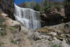Websters Falls