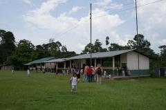Community School - Napo River, Ecuador
