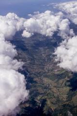 Leaving San Jose, Costa Rica