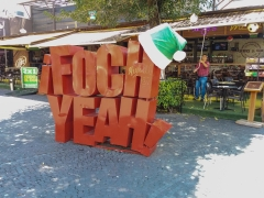 Foch, Quito